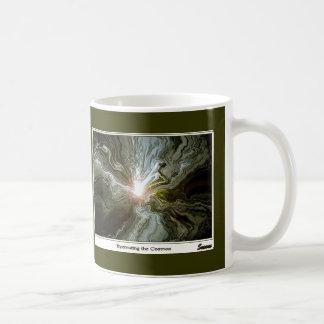 宇宙を作り直すこと コーヒーマグカップ