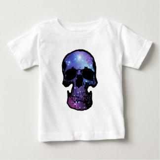 宇宙スカル ベビーTシャツ