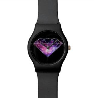 宇宙ダイヤモンド 腕時計