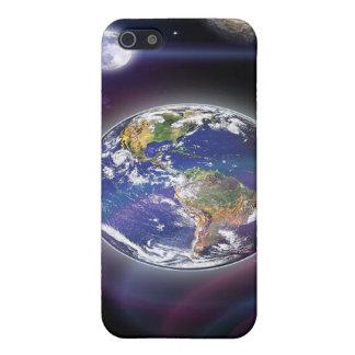 宇宙デジタル芸術のiPodカバー iPhone 5 ケース