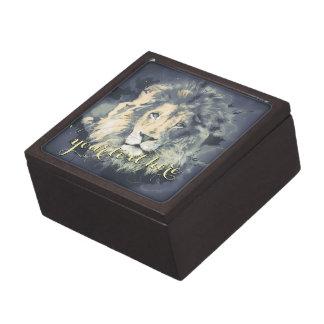宇宙ライオン王|のカスタムなギフト用の箱 ギフトボックス