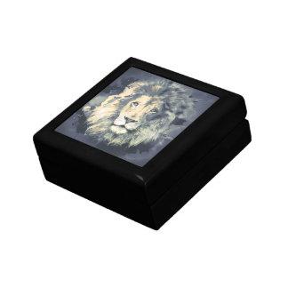 宇宙ライオン王|のカスタムな木製のギフト用の箱 ギフトボックス