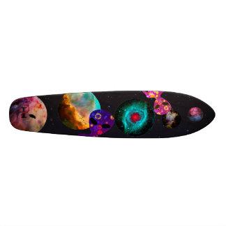 宇宙人のスケートボード スケートボード