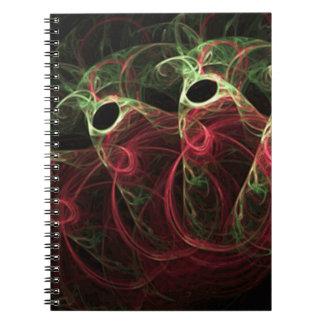 宇宙円錐形 ノートブック