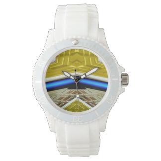 宇宙展望の腕時計 腕時計