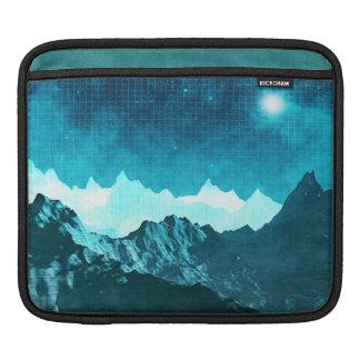 宇宙山 iPad 用スリーブ