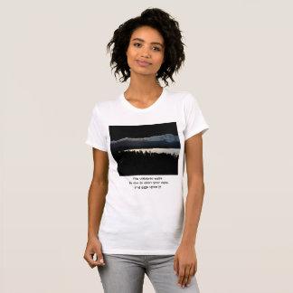 宇宙待ち時間 Tシャツ