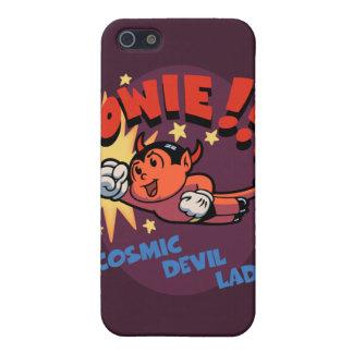 宇宙悪魔の若者! iPhone 5 ケース