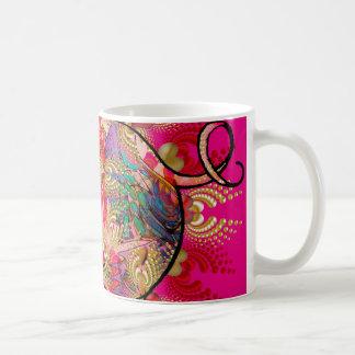 宇宙愛ブタ コーヒーマグカップ