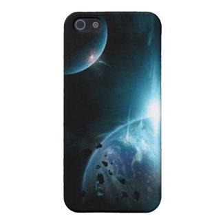 宇宙旅行 iPhone SE/5/5sケース