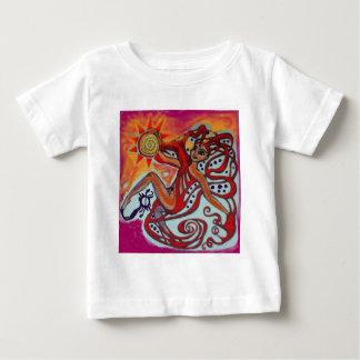 宇宙日光 ベビーTシャツ