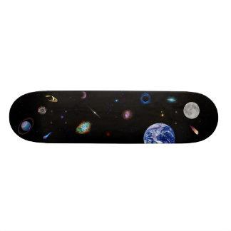 宇宙板 スケートボード
