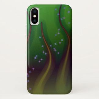 宇宙森林 iPhone X ケース