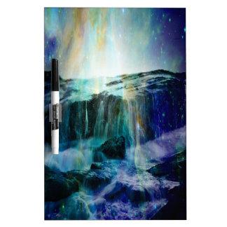 宇宙滝 ホワイトボード