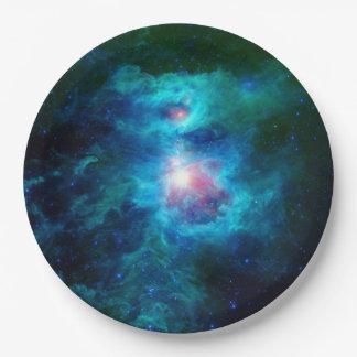 宇宙炉Azul ペーパープレート