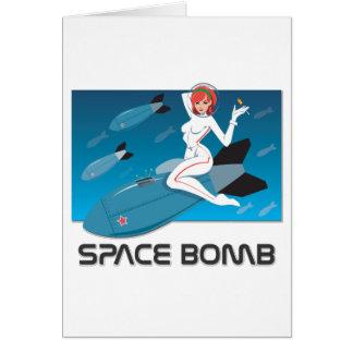 宇宙爆弾 カード