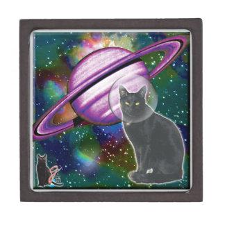 宇宙猫のCosmoのギフト用の箱 ギフトボックス