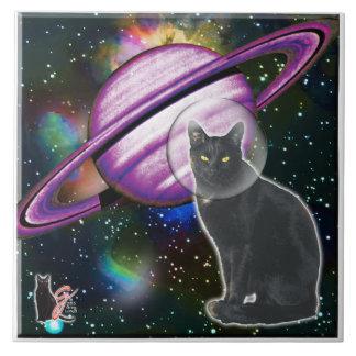 宇宙猫のCosmoのタイル タイル