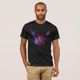 宇宙猫のTシャツの子ネコNASAの火星 Tシャツ