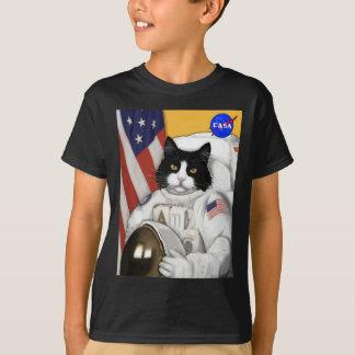 宇宙猫 Tシャツ