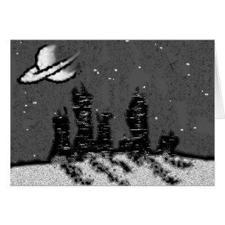 宇宙町 カード