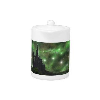 宇宙空の緑