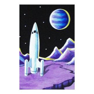 宇宙管制センター 便箋