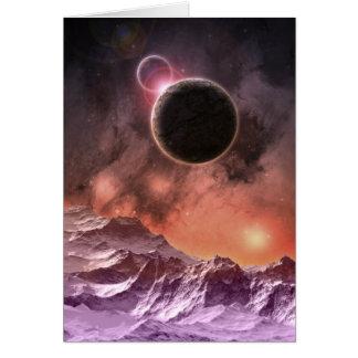 宇宙範囲 カード