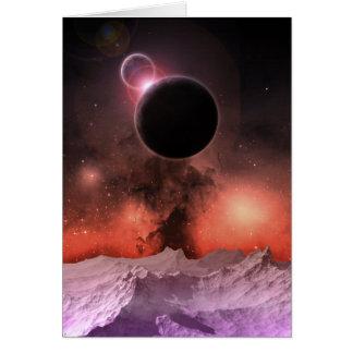 宇宙範囲#2 カード