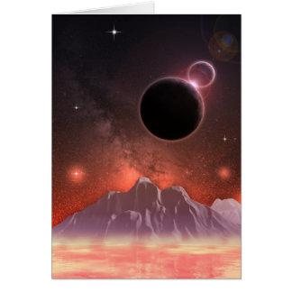 宇宙範囲#3 カード