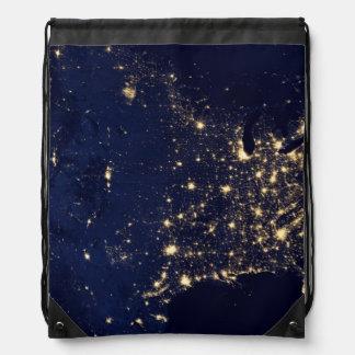 宇宙米国からのNASAライト ナップサック