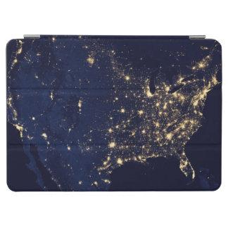 宇宙米国からのNASAライト iPad AIR カバー