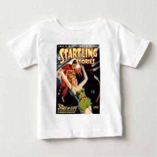 宇宙船から落ちました ベビーTシャツ