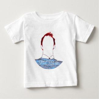 宇宙船のワイシャツ ベビーTシャツ
