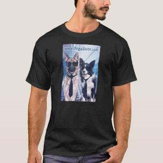 宇宙船の2 Kaxians Tシャツ