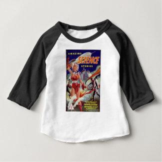宇宙船基地の火 ベビーTシャツ