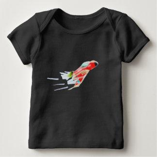 宇宙船 ベビーTシャツ