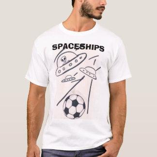宇宙船、宇宙船 Tシャツ
