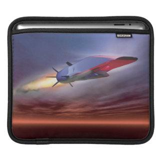 宇宙設計の素晴らしいiPadのパッドの横の袖 iPad スリーブ