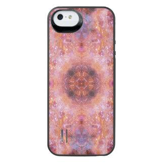 宇宙軽い曼荼羅 iPhone SE/5/5sバッテリーケース