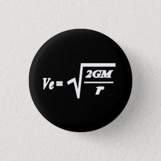 宇宙速度の方式 缶バッジ