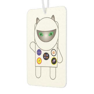 宇宙飛行士の子猫猫 カーエアーフレッシュナー