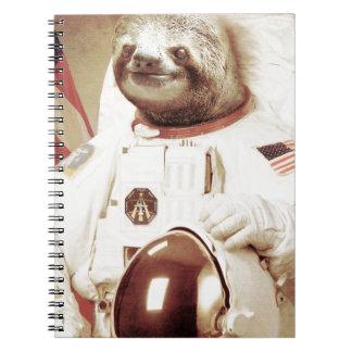 宇宙飛行士の怠惰 ノートブック