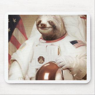 宇宙飛行士の怠惰 マウスパッド