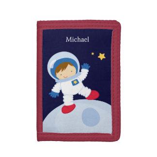 宇宙飛行士の男の子