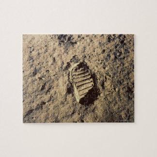 宇宙飛行士の足跡 ジグソーパズル