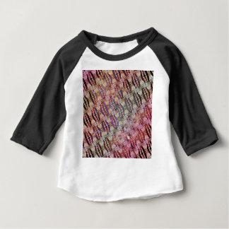 宇宙飛行士パターン ベビーTシャツ