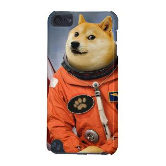 宇宙飛行士犬-総督- shibe -総督のミーム iPod touch 5G ケース