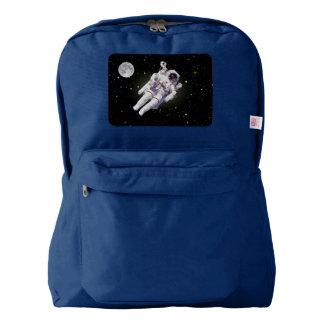 宇宙飛行士-宇宙 AMERICAN APPAREL™バックパック