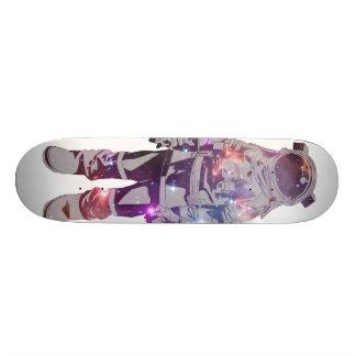 宇宙飛行士 20.6CM スケートボードデッキ